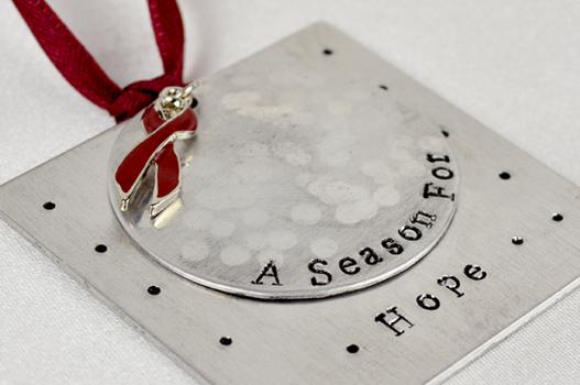 A Season For Hope Ornament Choose Hope