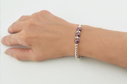 Pearls Of Hope Bracelet Choose Hope
