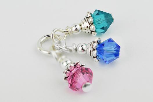 Swarovski Crystal Charm Choose Hope