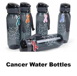 Cancer Water Bottles
