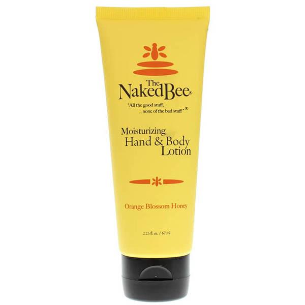 The Naked Bee - Orange Blossom Honey 8 oz Pump Hand & Body